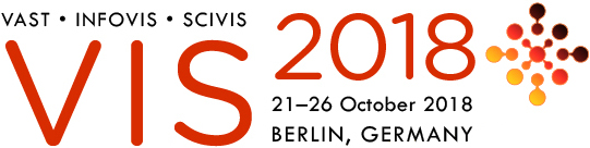 Contribute to VIS 2018 in Berlin, Germany!